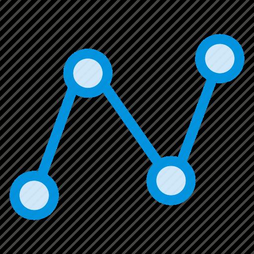 analytics, chart, diagram, graph, infographic, record, statistics icon