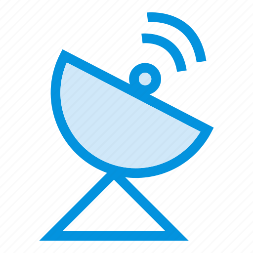 antenna, communication, dish, network, satellite, wifi, wireless icon