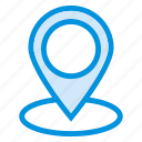 area, gps, location, map, navigation, pin, point icon