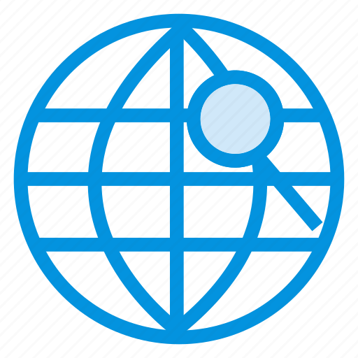 browser, data, global, internet, network, speed icon