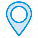 direction, gps, location, map, navigation, pin, point icon