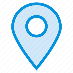 direction, gps, location, map, navigation, pin, target icon