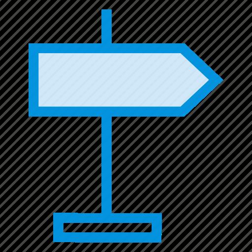 arrow, direction, move, next, path, right, swipe icon