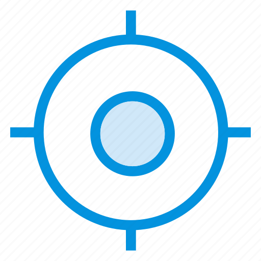 focus, goal, gps, map, navigation, position, target icon