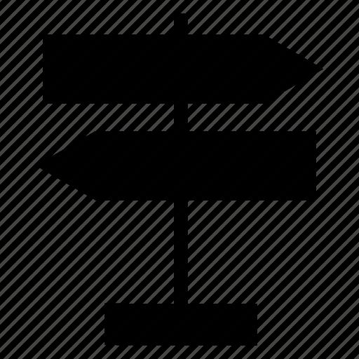 arrow, compass, direction, location, navigation, path, way icon