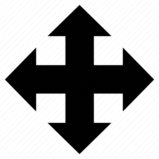 arrows, corners, direction, line, navigation, next, pointer icon