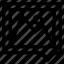 attachment, file, folder, frame, image, jpeg, photo icon