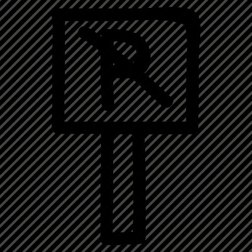 noparking, parking, prohibited, restriction, stop, transport, warning icon