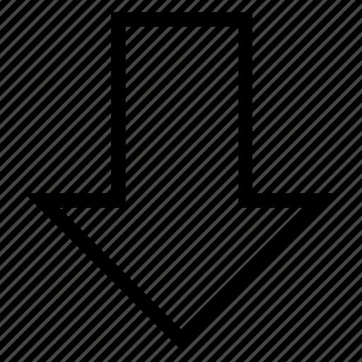 arrow, backward, direction, previous, reverse, sign, skip icon