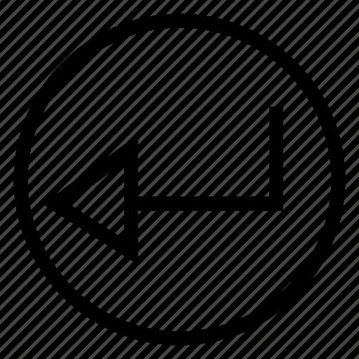 arrow, cicrle, move, next, right, rotate, way icon