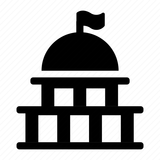 administration, city hall, government, ministers, town council icon