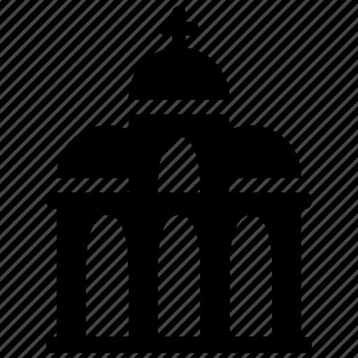 chapel, church, kirk, religion, worship icon