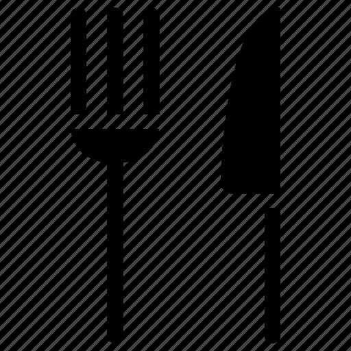 cafe, food, fork, knife, restaurant icon