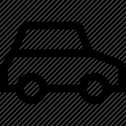 car, road, traffic, travel icon