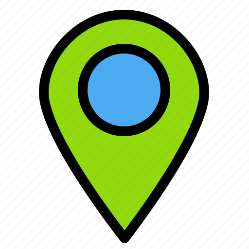 Location, map, marker, pin icon - Download on Iconfinder