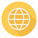 earth, gps, location, map, navigation, pin, pointer icon