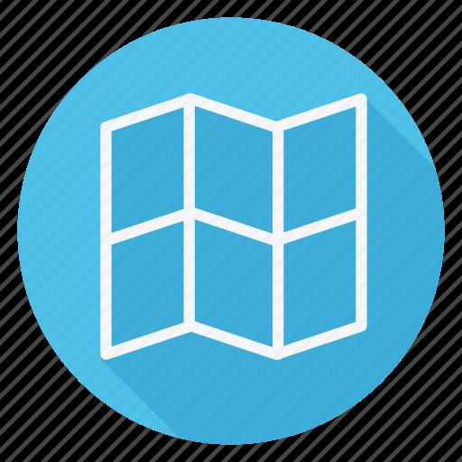 blueprint, gps, location, map, marker, navigation, pointer icon