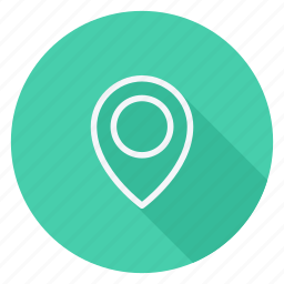 direction, gps, location, map, map marker, navigation, pointer icon