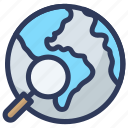 find, gps, location, map, navigation, navigator, search icon