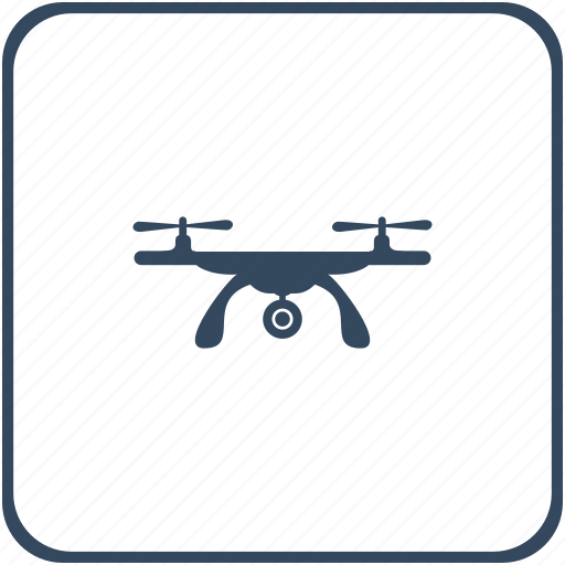 delivery, drone, robot icon