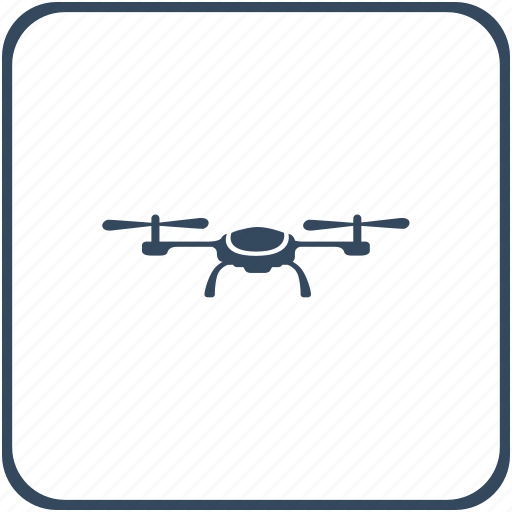 avia, drone, fly, helicopter, robot icon