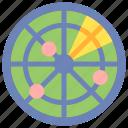 radar, radio, satellite, signal icon