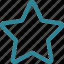 award, badge, bookmark, favorite, reward, star icon