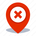 gps, location, map pin, pin icon