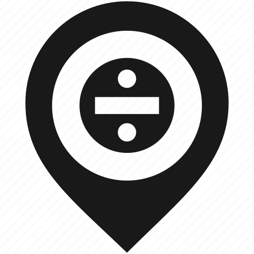 Location, map, marker, navigation, pin, pointer icon - Download on Iconfinder