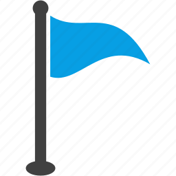 flag, flags, goal, notice icon
