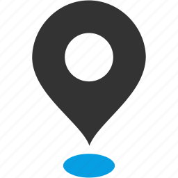 direction, gps, location, map, marker, pointer icon