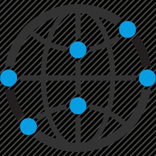 circular grid, connection, earth grid, globe grid, internet grid, location, marker icon