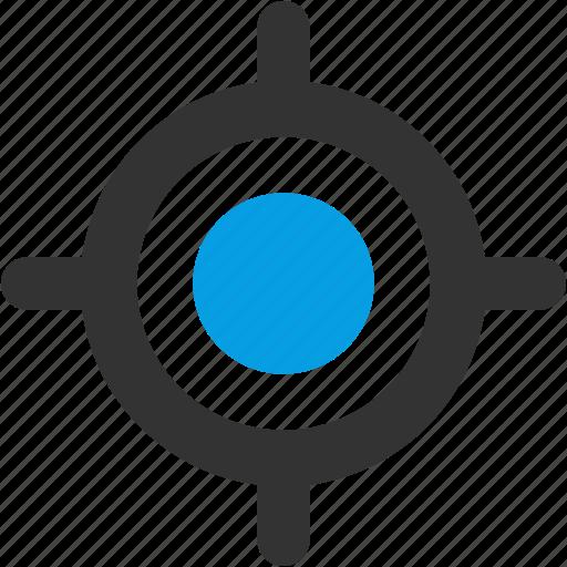address, area, center, compass, direction, location icon