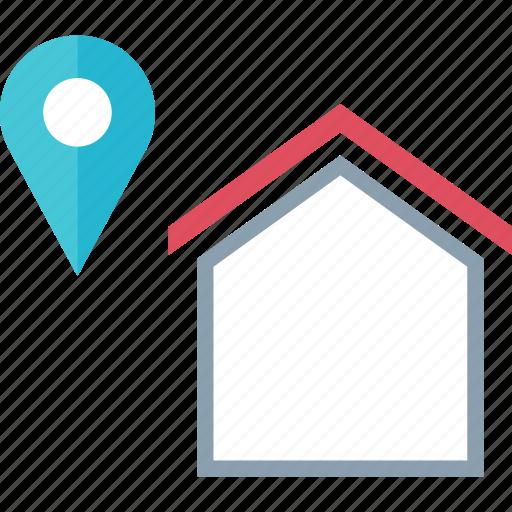 google, home, maps icon