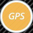 find, gps, locate, location icon