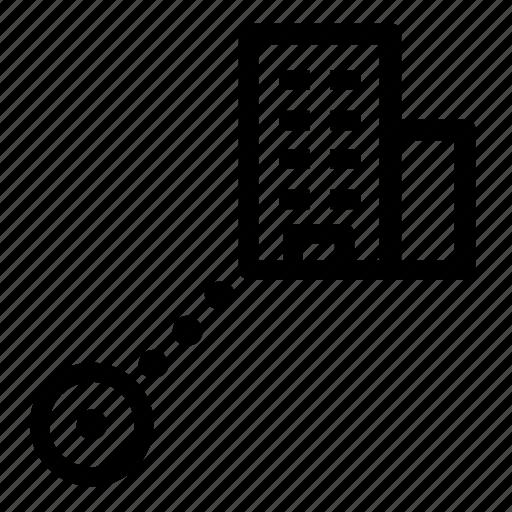 city, location icon