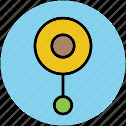 archery board, crosshair, shooting practice, target, target board icon