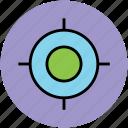 crosshair, gps, navigation, shooting target, sniper scope, target icon