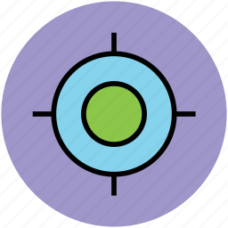 crosshair, gps, navigation, shooting target, sniper scope, target icon