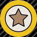 favorite, favorite location, favorite place location, like, star icon