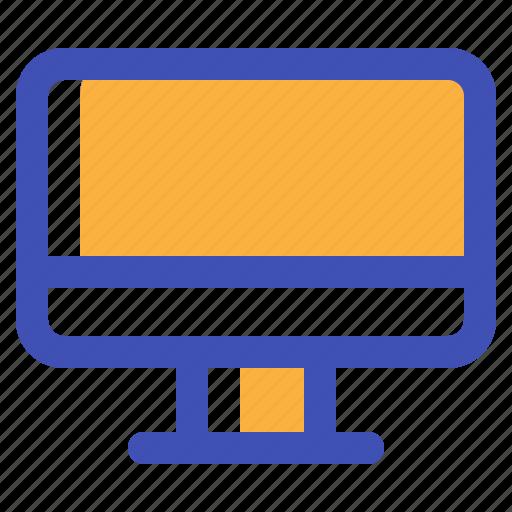 computer, display, mac, multimedia icon