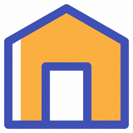 building, estate, home, house, multimedia, ui icon
