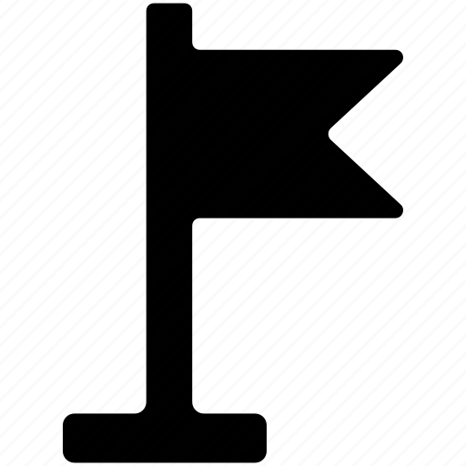 ensign, flag, map flag, plain flag, table flag icon