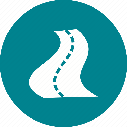 Drive, highway, landscape, road, speed, travel icon - Download on Iconfinder