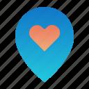 destination, favorite, gps, map, navigation, pin location, place icon
