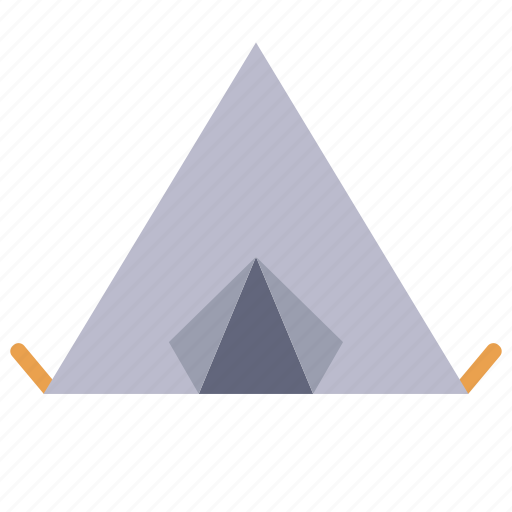 Camping, tent, trip, vaction icon - Download on Iconfinder