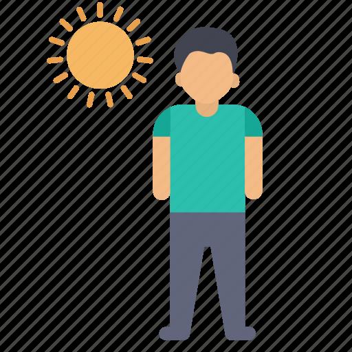 Beach, summar, sun, vacation icon - Download on Iconfinder