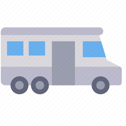 car, tour, traveling, ven icon