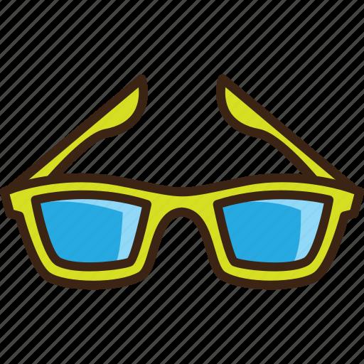 fashion, glasses, optics, summer, sun, sunglasses, travel icon
