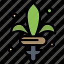 game, gras, mardi, sword, weapon icon
